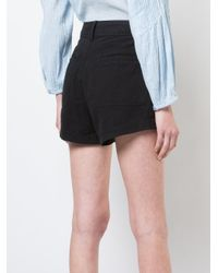 Apiece Apart - Black Merida Shorts - Lyst