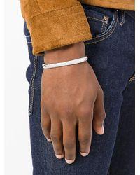 Gas Bijoux - Metallic Jonc Bracelet for Men - Lyst
