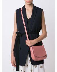Mansur Gavriel | Multicolor Structured Crossbody Bag | Lyst