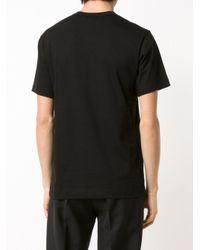 Comme des Garçons - Black Classic T-shirt for Men - Lyst