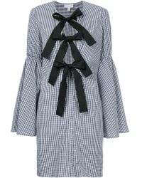 Rebecca Vallance - Black Sebastino Shirt Dress - Lyst