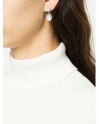 Meadowlark - Metallic Freshwater Pearl Small Drop Earrings - Lyst