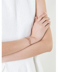 Carolina Bucci - Metallic Feather Bracelet - Lyst