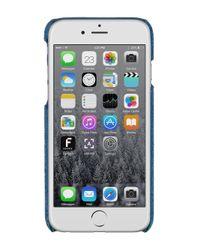 Chiara Ferragni | Blue Denim Iphone 6 Case | Lyst