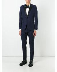 Saint Laurent - Blue Two Piece Dinner Suit for Men - Lyst