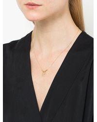 Petite Grand - Metallic Aurora Necklace - Lyst