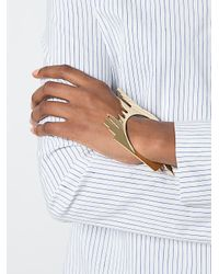 Catalina D'anglade - Metallic Madison Bracelet - Lyst