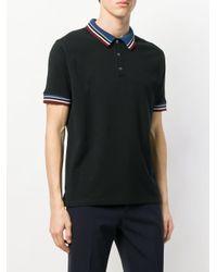 Pringle of Scotland - Black Klassisches Poloshirt for Men - Lyst
