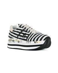 Premiata - White Beth Sneakers - Lyst