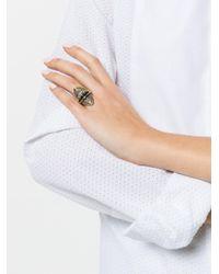 Iosselliani - Metallic Elegua Ring - Lyst