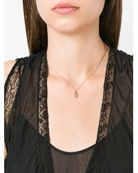 Alex Monroe | Metallic Pot Beetle Necklace | Lyst