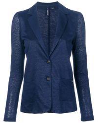 Woolrich - Blue Wwblz0227sb90313 - Lyst