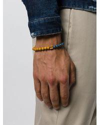 DSquared² - Multicolor Beaded Bracelet for Men - Lyst
