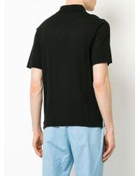 Hardy Amies - Black Classic Polo Shirt for Men - Lyst