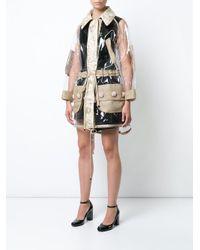 Dolce & Gabbana - Multicolor Decorative Raincoat - Lyst