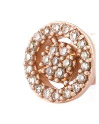 Astley Clarke - Pink Mini 'icon Aura' Stud Earrings - Lyst