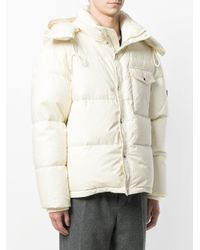 Moncler | Natural Huaraz Coat for Men | Lyst