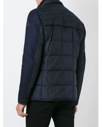 Moncler - Blue 'ardenne' Jacket for Men - Lyst