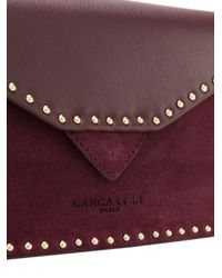 Lancaster - Red Envelope Shoulder Bag - Lyst