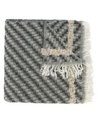 Rachel Comey - Green Striped Scarf - Lyst