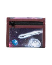 Maison Margiela - Blue Galaxy Wallet - Lyst