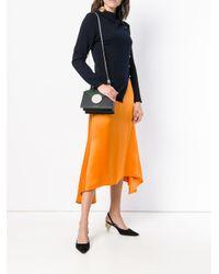 Danse Lente - Blue Contrast Circle Shoulder Bag - Lyst