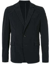 Attachment - Blue Classic Fitted Blazer for Men - Lyst