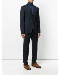 Emporio Armani | Blue Formal Suit for Men | Lyst