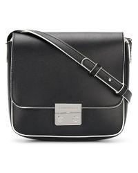 981e36a7b6 Lyst - Emporio Armani Crossbody Bag in Black