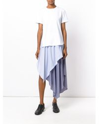Opening Ceremony - Blue Multi Skirt - Lyst