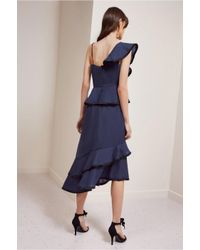 Keepsake - Blue My Everything Dress - Lyst