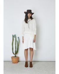 The Fifth Label - White Stay Golden Knit - Lyst