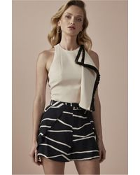 C/meo Collective - Black Do It Now Outline Short - Lyst