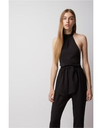 The Fifth Label | Black Behind The Scenes Jumpsuit | Lyst
