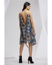 Finders Keepers - Blue Memphis Dress - Lyst