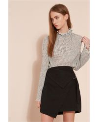 The Fifth Label   Black City Sounds Skirt   Lyst