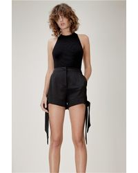 C/meo Collective - Black Shadow Short - Lyst