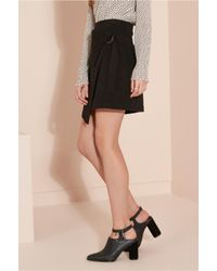 The Fifth Label - Black City Sounds Skirt - Lyst