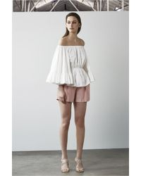 C/meo Collective - Pink Midnight City Short - Lyst