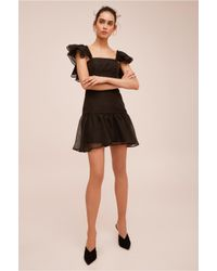 0cd96cca85c1 Lyst - Keepsake Only Love Mini Dress in Black
