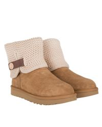 UGG - Brown W Shaina Chestnut - Lyst