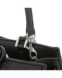 Guess - Cate Satchel Black - Lyst
