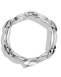 David Yurman - Metallic Cable Classics Link Bracelet - Lyst