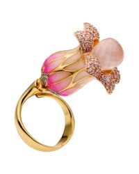 First People First - Pink Ring - Lyst