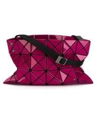 Bao Bao Issey Miyake | Pink Prism Cross-Body Bag | Lyst