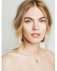 Free People - Metallic Laurel Denise Womens Aum Pendant - Lyst