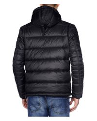 Napapijri - Black Anorak for Men - Lyst