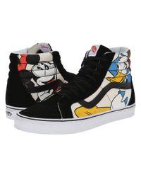 Vans - Multicolor Disney® Sk8-hi Reissue - Lyst