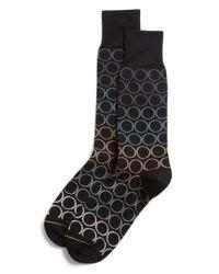 Paul Smith - Black Graduated Ring Socks for Men - Lyst