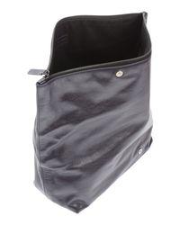 Jil Sander - Purple Handbag - Lyst